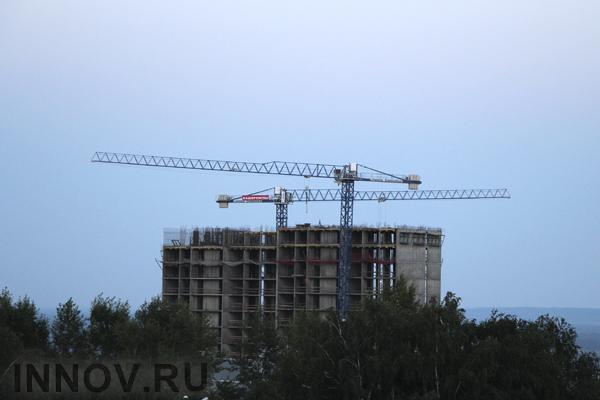 В городе–парке «Первый Московский» возводится новый жилой корпус