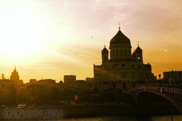 В Москве выбран подрядчик для ремонта храма Христа Спасителя