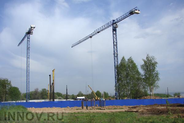 Ввод жилья в России снова уменьшился
