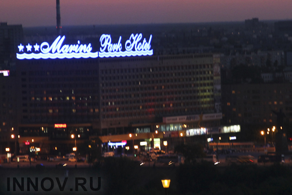 Номерной фонд Москвы за год вырос почти на 10%