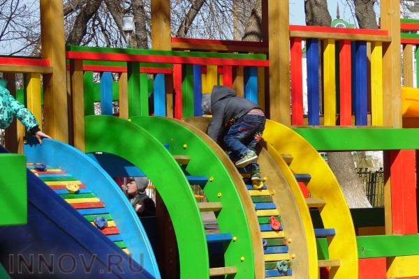 В Подмосковье откроют современные детские сады