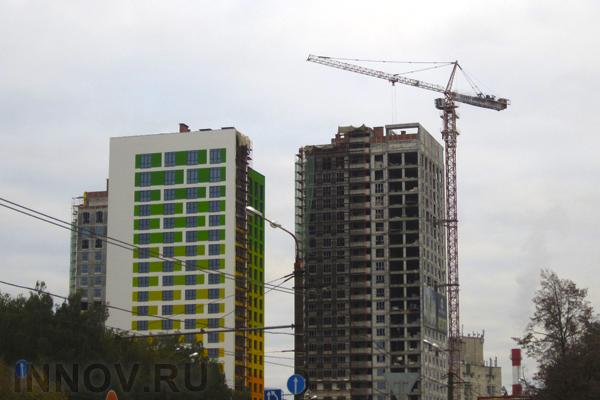 С начала года в Московской области было сдано в строй более 5 млн «квадратов» недвижимости