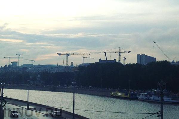 Строительство проекта «Резиденции архитекторов» идёт согласно планируемых сроков