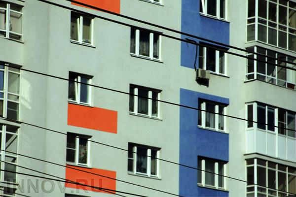 В микрорайоне Опалиха достроили новый жилой дом