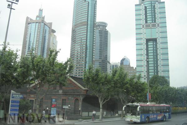 В Китае построят жилье для половины жителей земли