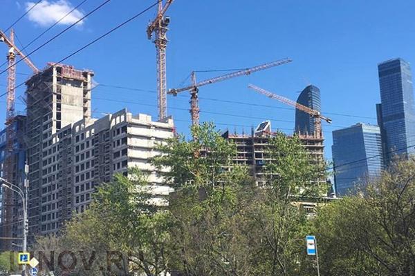 В правительстве рассказали об особенностях жилых домов, которые возводятся в рамках проекта реновации