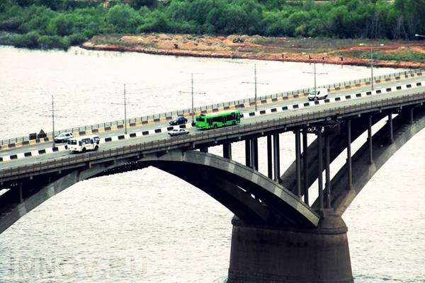 Треть стоимости нового моста Уфы поступила от «Платона»