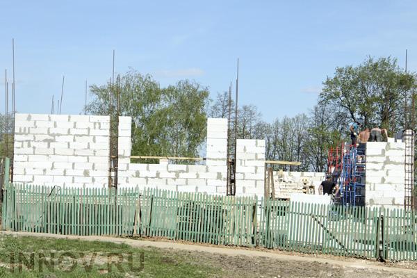 В загородном проекте «Park Fonte» девелоперы возводят вторую очередь строительства