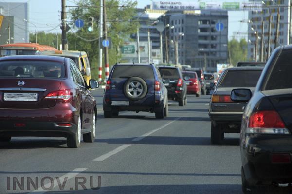 В столице, застройщики закончили реконструкцию Аминьевской автомобильной трассы