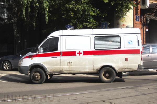 Семь человек пострадали из-за обрушения стены кинотеатра в Подмосковье
