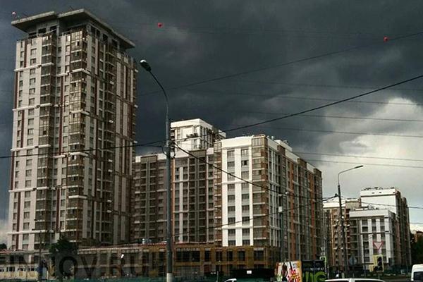 В Некрасовке возведут два семнадцатиэтажных дома