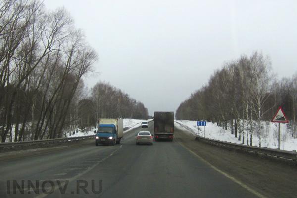 В Подмосковье приступили к следующему этапу реконструкции трассы М-8