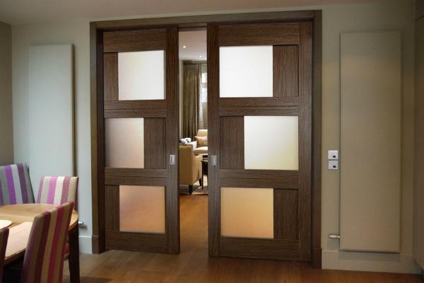 Раздвижные межкомнатные двери – лучший выбор для квартиры
