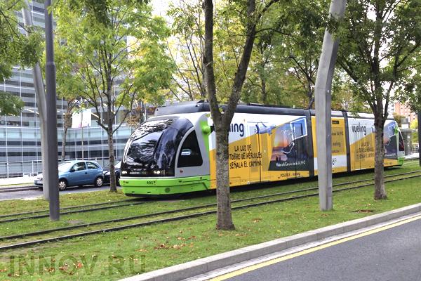 В Новых Ватутинках проложат линию скоростного трамвая