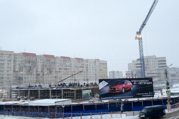 Свыше 170 строительных компаний России находятся в стадии банкротства