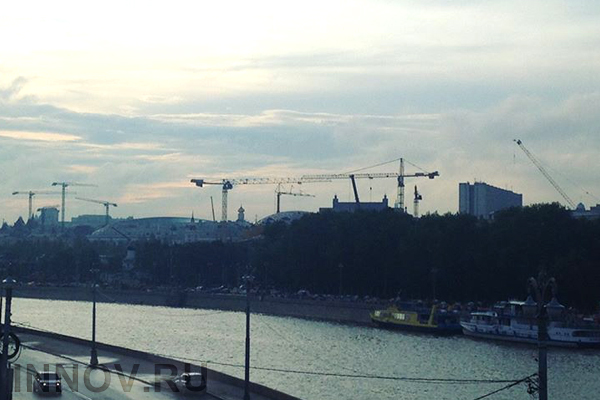«Донстрой» благоустроит несколько площадок в Москве