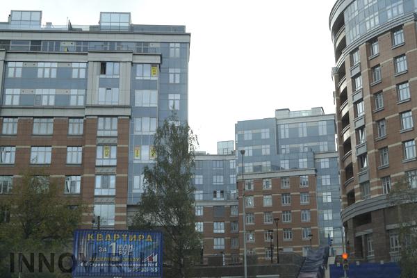 В Москве отмечен рост цен на квартиры-студии