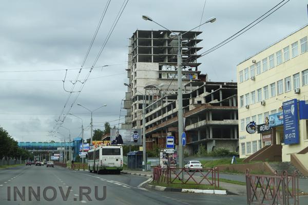 Москва в этом году даст половину прироста торговых площадей в России