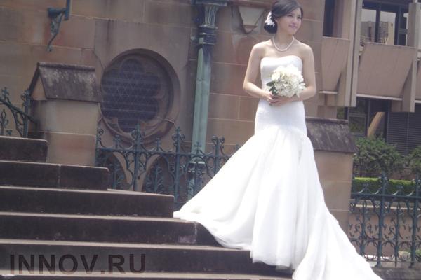 В элитных жилых комплексах оборудуют площадки для свадеб в «евростиле»