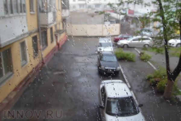 Специалисты НАСА смогли изучить свойства и размеры дождевых капель