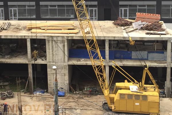 Строительство ЖК «Томилино» ведётся быстрыми темпами
