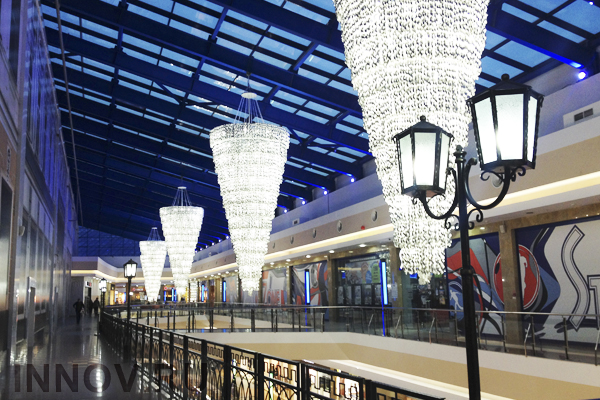За три месяца в Москве достроили только один торговый центр