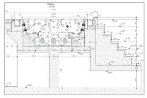 строительство бассейна под ключ цена