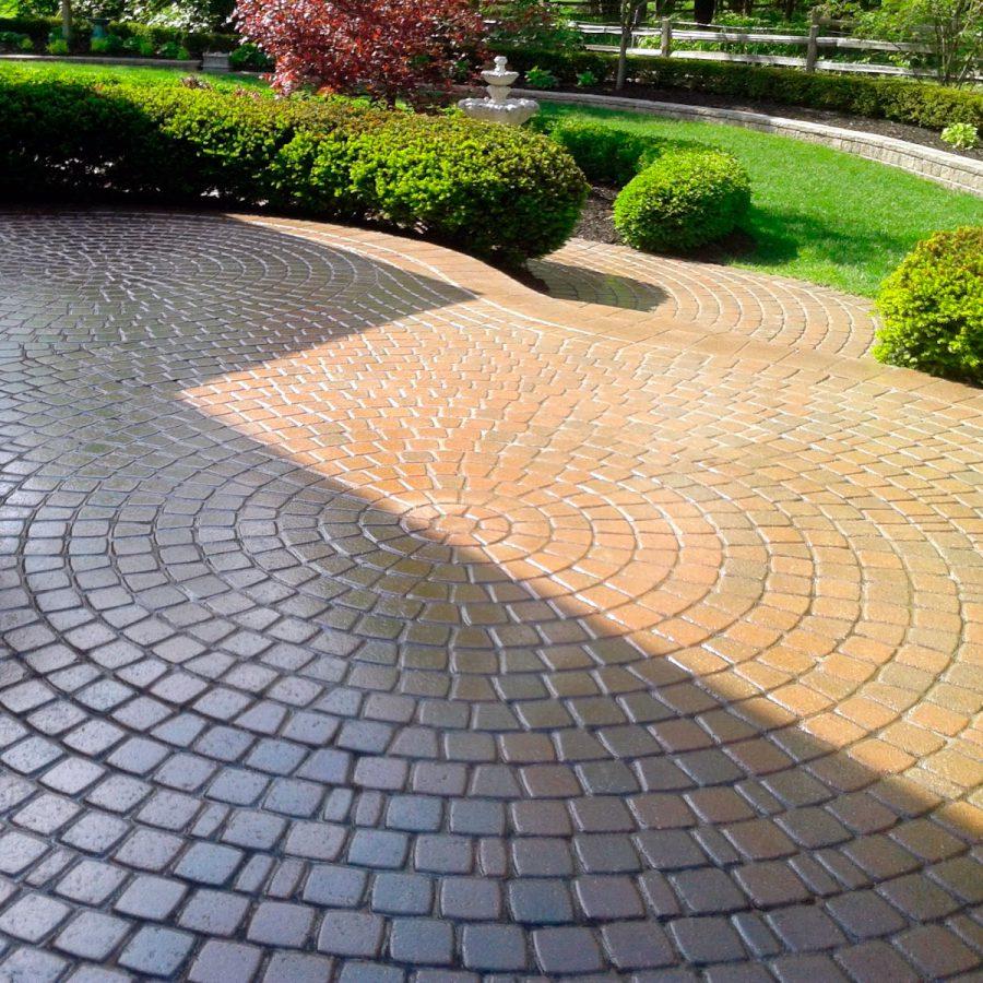 Характеристики вибролитой тротуарной плитки