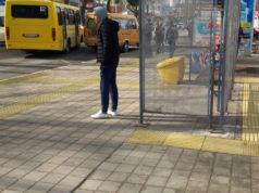 тротуарная тактильная плитка
