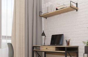 компьютерные столы в стиле лофт