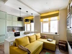 Визуальное увеличение размеров малогабаритной квартиры