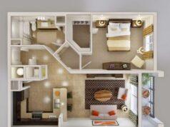 Преимущества двухкомнатных квартир
